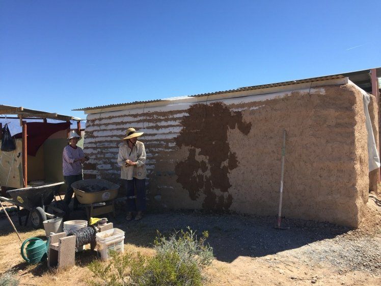 plastering-shed